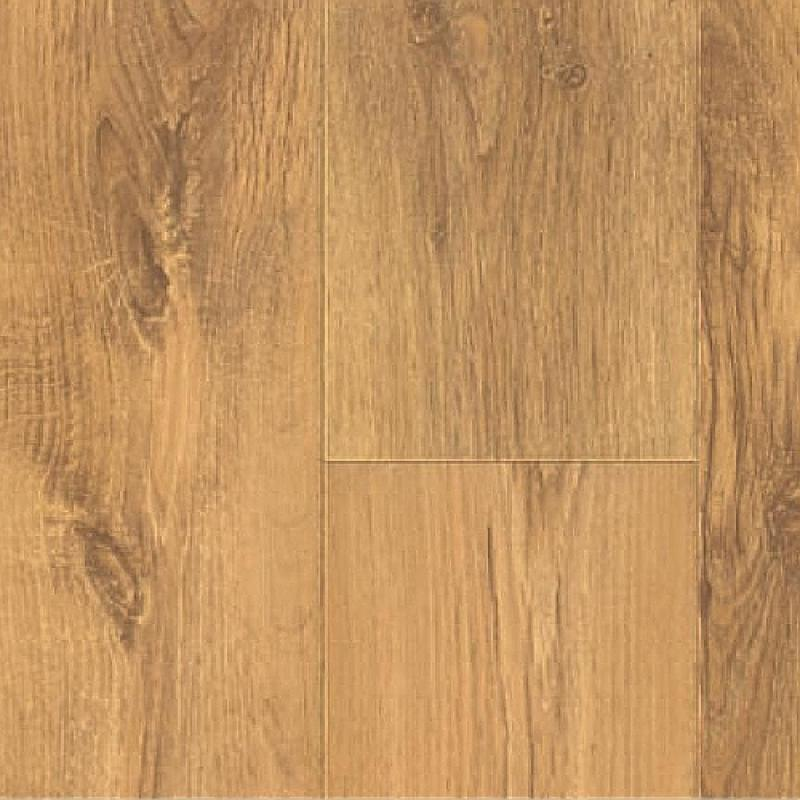 Aquastep waterproof laminate flooring sutter oak v groove for Direct flooring