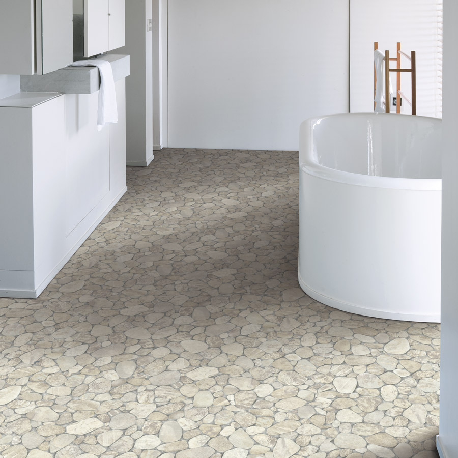 Leoline stonemark sr mikado 90 cushioned vinyl flooring for Bathrooms direct