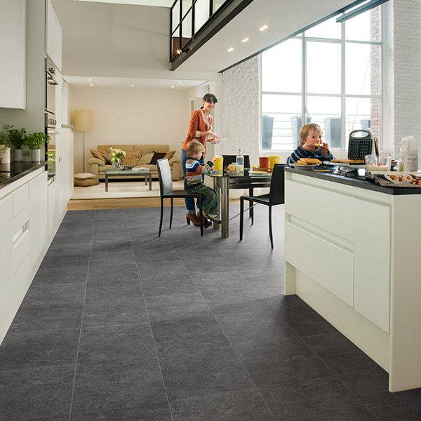 Quickstep Exquisa Slate Dark Exq1552 Factory Direct Flooring