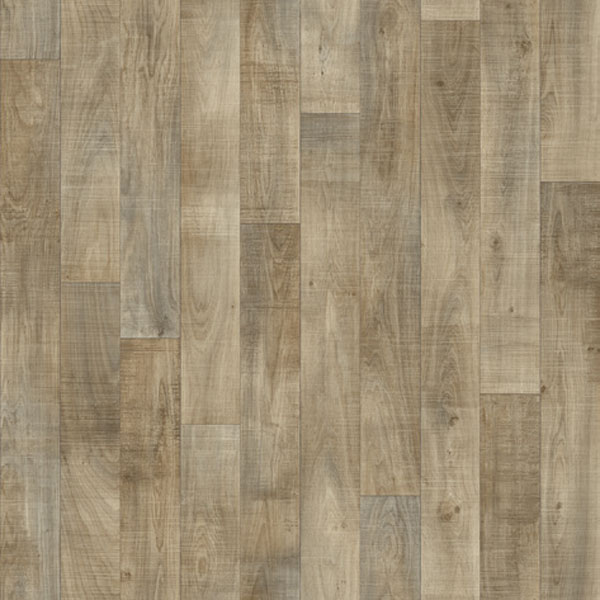 Texstep sawn oak plank 676l cushioned vinyl flooring for Cushioned vinyl flooring