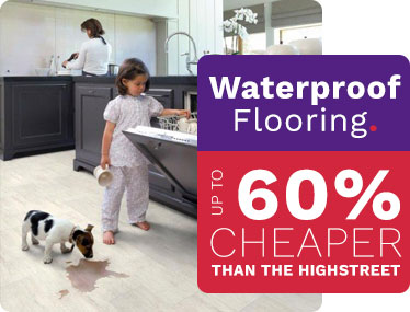 Aqua Plank  Waterproof Flooring