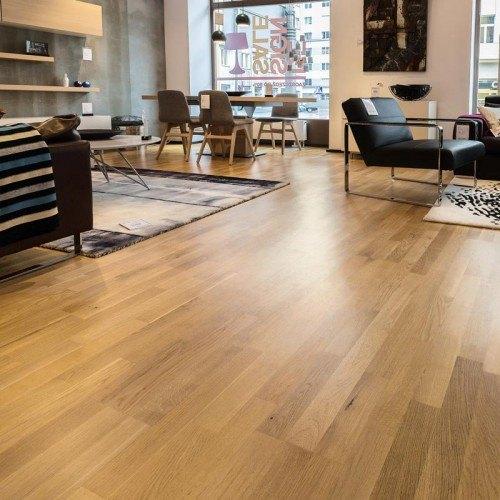 Kitchen Engineered Wood Flooring