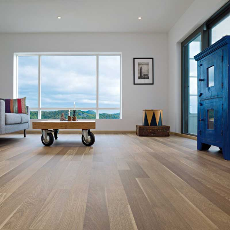 Berry Alloc Commercial Original Natural Oak 2 Strip 11mm High