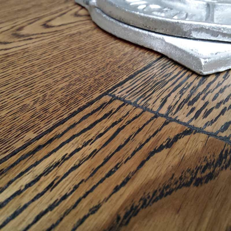 Abbey colwich 14mm oak natural black wash engineered for Abbey floor