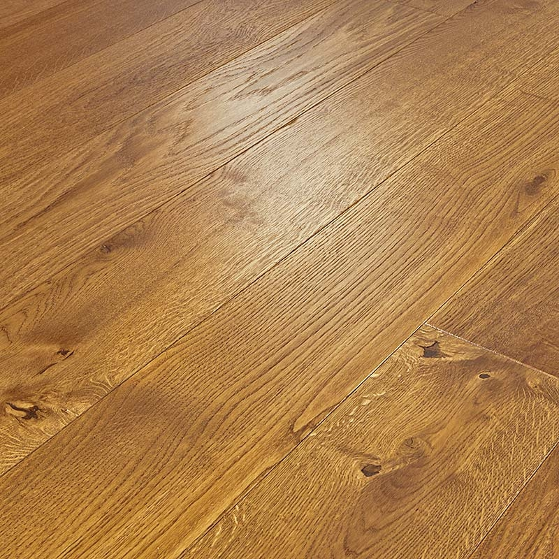 Yellow Oak Lumber ~ Abbey denny mm golden oak brushed matt lacquer