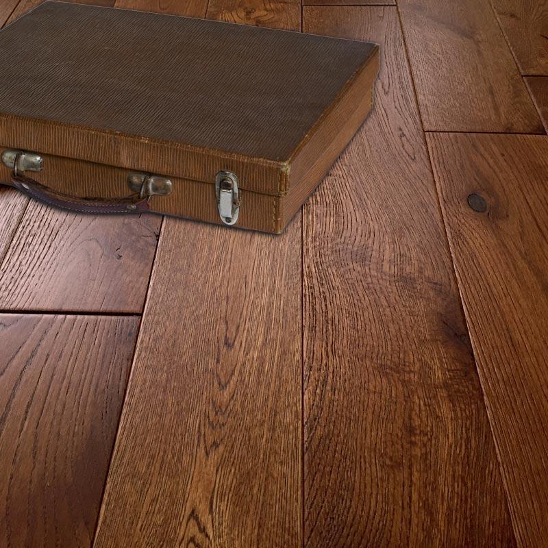 Abbey Dureford Golden Oak Rustic 150mm Brushed Matt