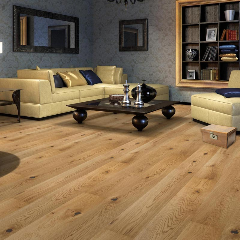 Abbey glanworth 14mm oak matt lacquered click engineered for Abbey floor