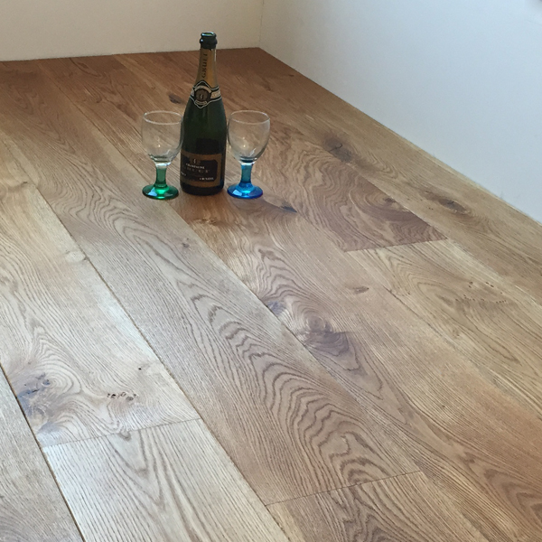 Abbey creswell oak 21mm brushed uv oiled plywood core for Abbey floor