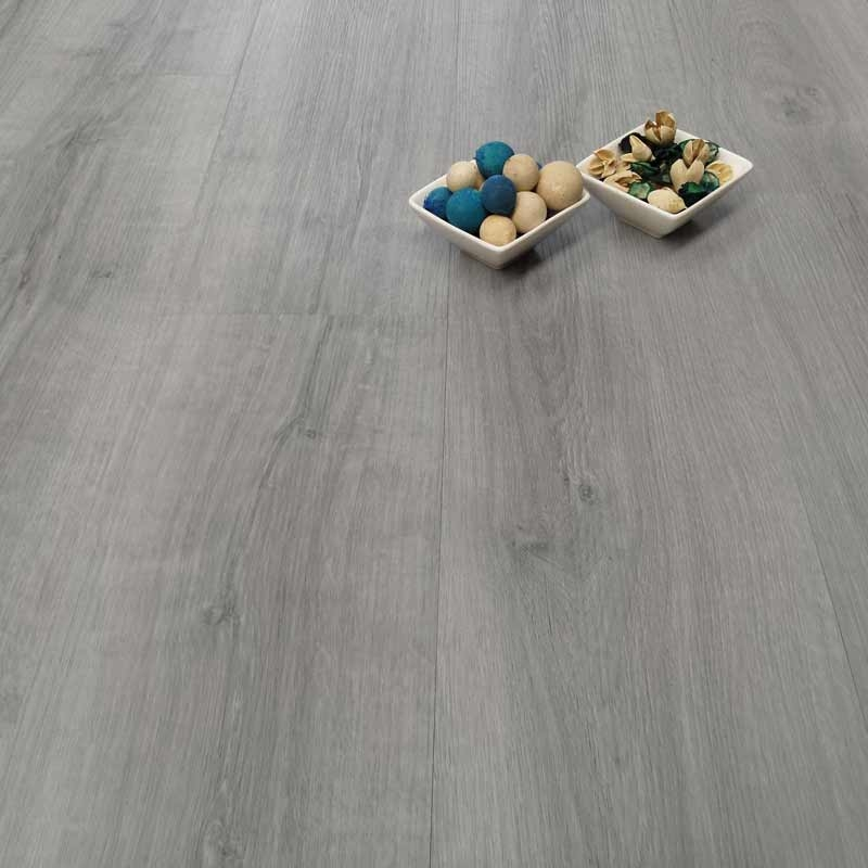 Aqua Plank Dove Grey Oak Click Vinyl Flooring 24935