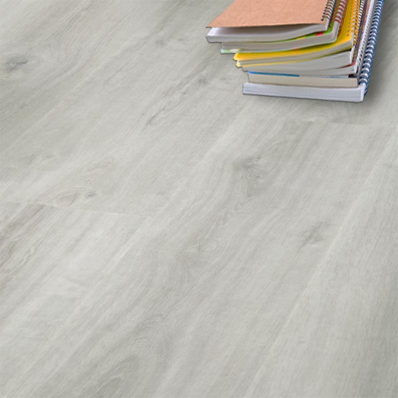 Aqua Plank Snowy White Oak Click Vinyl Flooring Factory Direct