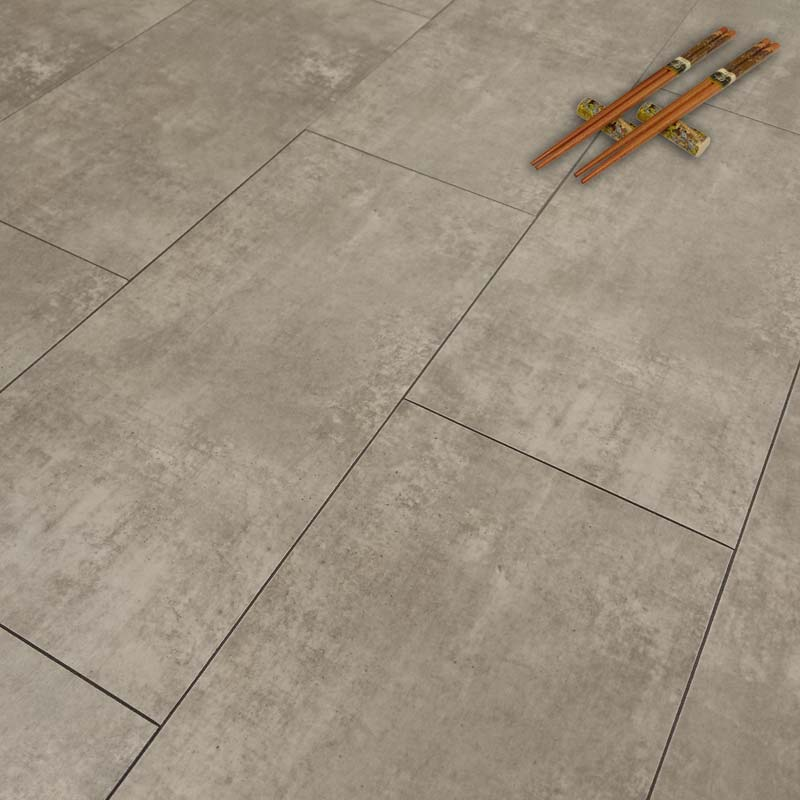 Aquastep plus beton cire waterproof tile 4v laminate for Direct flooring