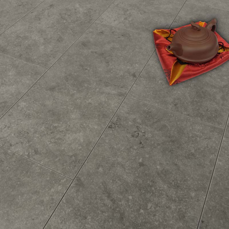 Aquastep plus granite grey waterproof tile 4v laminate for Direct flooring