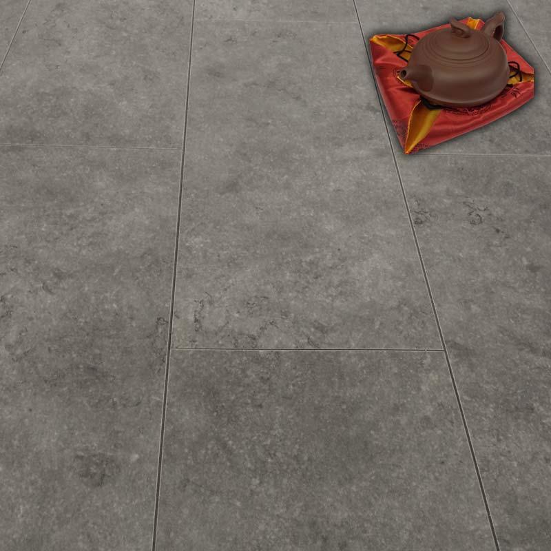 Aquastep Plus Granite Grey Waterproof Tile 4v Laminate