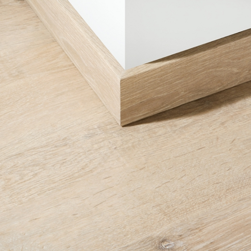 Aquastep 70mm high skirting factory direct flooring for Bodendirect uk