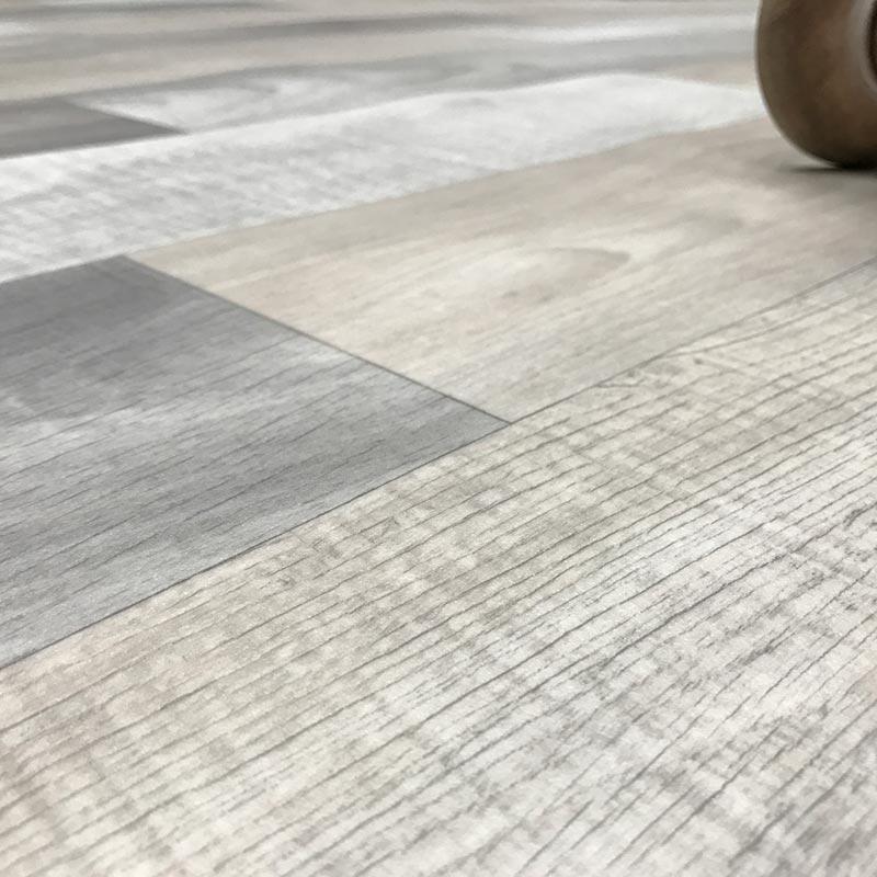 Cosystep Chavin 507 Cushion Vinyl Flooring Factory