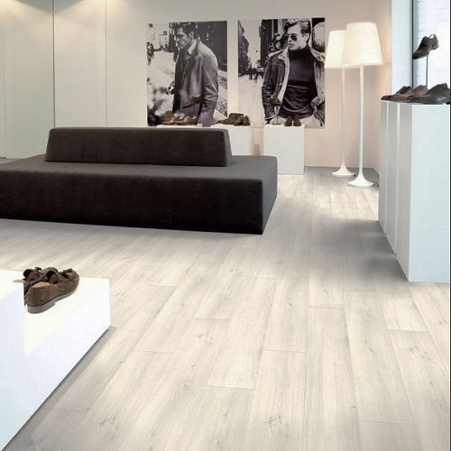 Admirable Aquastep Waterproof Laminate Flooring Beachhouse Oak V Groove Home Interior And Landscaping Transignezvosmurscom