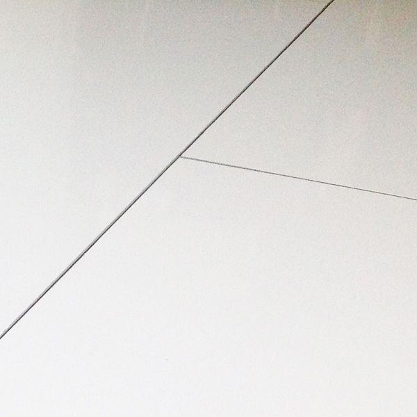 Kronotex Gloss White Laminate Tiles, White Tile Laminate Flooring
