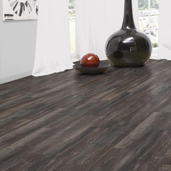 Prestige Plus 12mm Arbor Oak Dark Ac5, Laminate Flooring Dark Oak