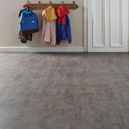 Aqua Tile 5g Coral Flagstone Click Vinyl Flooring 264
