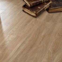 Aqua Plank Common Oak Click Vinyl Flooring 24270