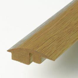 Hardwood Profile Semi Ramp Ewa16