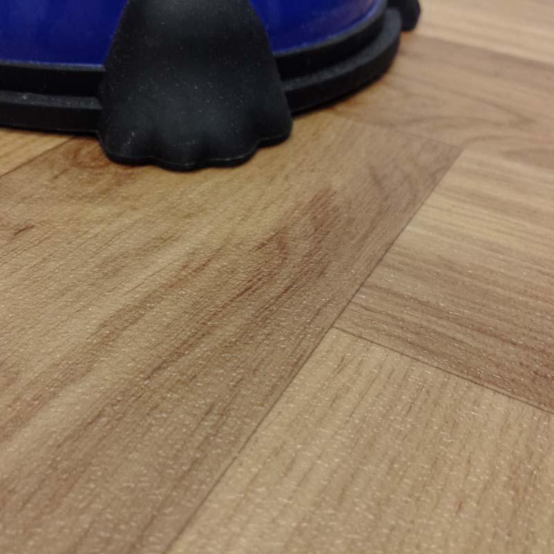 Ecostep herringbone natural 116 cushioned vinyl flooring for Cushioned vinyl flooring