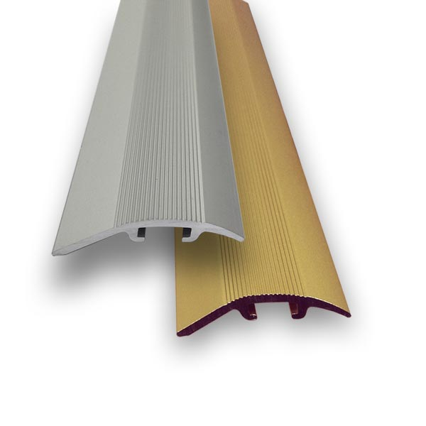 Flooring expansion ramp profile metal ewa41 factory for Floor profile