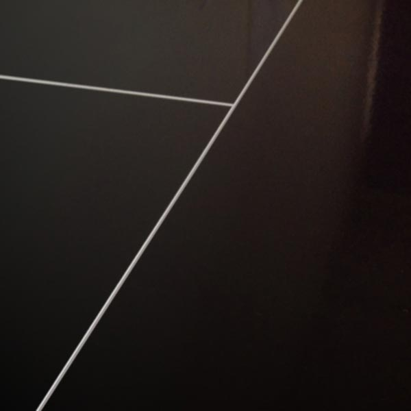 Prestige Gloss Black Laminate Tiles