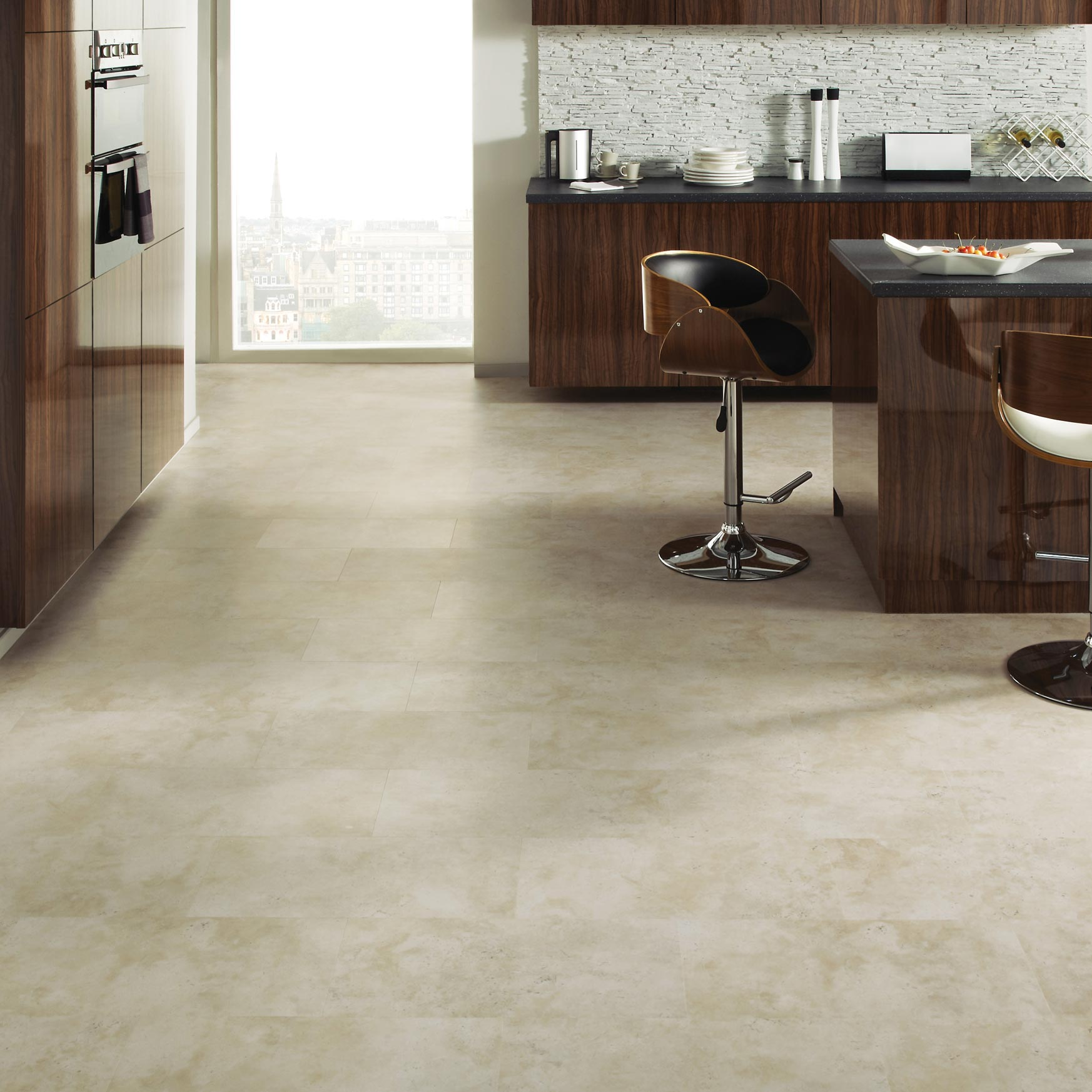 Karndean palio murlo ct4302 clic vinyl tile factory direct flooring - Vinyl deck tiles ...