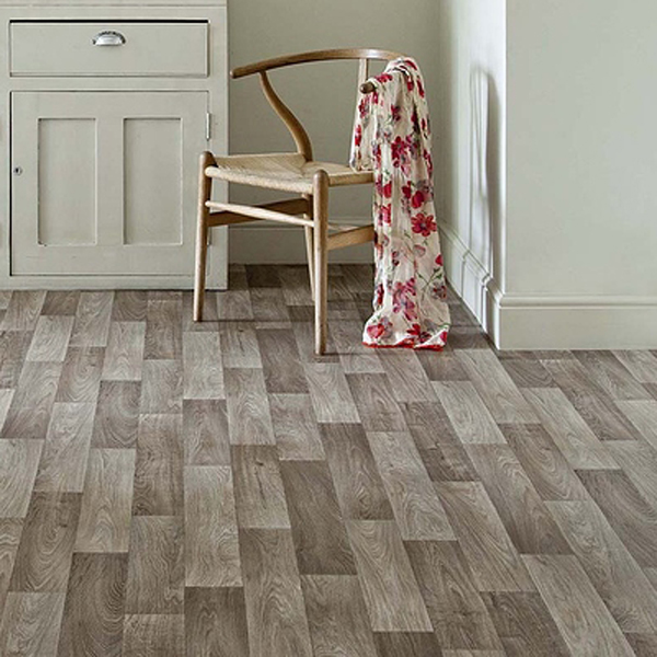 Leoline luxury woods camargue 93 vinyl cushion floor for Cushioned vinyl flooring