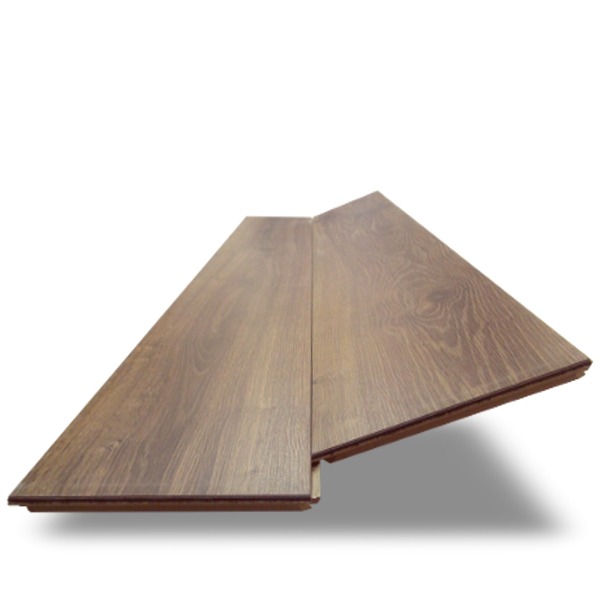 Megafloor zermatt oak mocca 11mm laminate flooring for Mega floor
