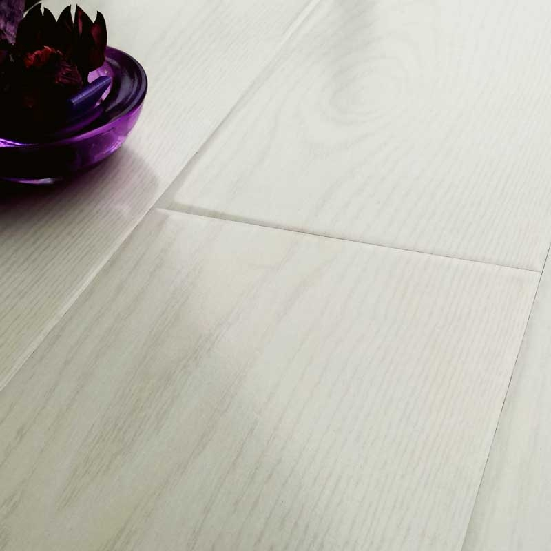 prestige gloss white oak 8mm vgroove laminate flooring