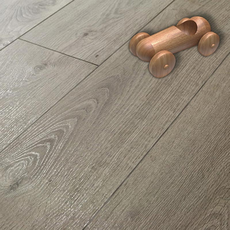Prestige Interlaken Oak 8mm V Groove Laminate Flooring Factory