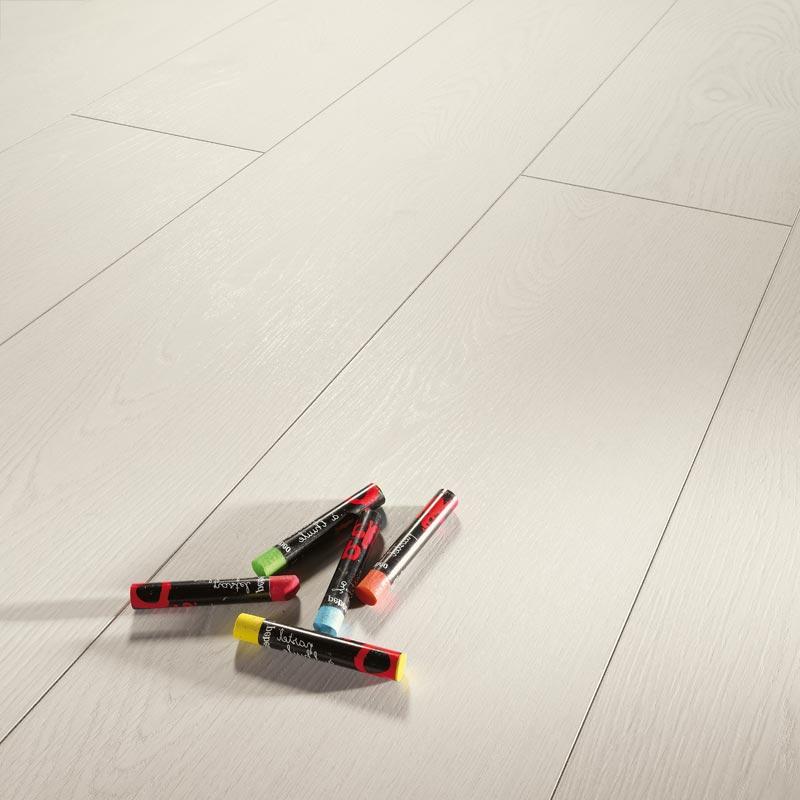 Click Laminate Flooring prestige plus 12mm verbier oak plank ac5 click laminate flooring Prestige Plus 12mm Real White Oak Davos Plank Ac5 Click Laminate Flooring