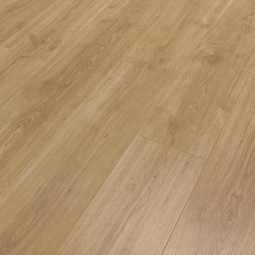 Click Laminate Flooring with the simple click system the floating installation of haro laminate is childs play Prestige 7mm V Groove Oak Planked Honey Click Laminate Floor