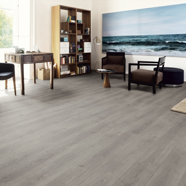 Prestige 7mm V Groove Northland Oak Grey Factory Direct