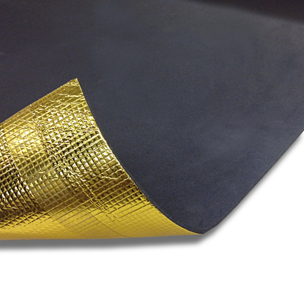 Acoustic Gold Underlay Vapour Barrier Underlay For