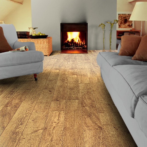 Quickstep Perspective 4 Harvest Oak Planks Uf860