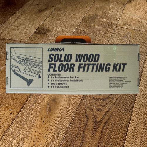 Direct Flooring Fitting: Solid Wood / Engineered Flooring Fitting Kit