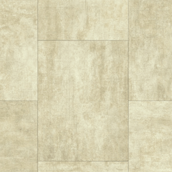 Rhinofloor Elite Tiles Texceram Light Beige 5765052 Vinyl