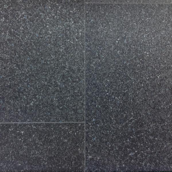 Rhinofloor options tiles odyssey midnight 5762067 for Cushioned vinyl flooring