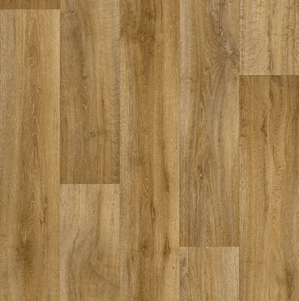 Texstep wide plank country oak 621l cushioned vinyl for Cushioned linoleum flooring