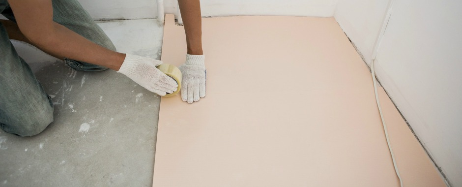 What Flooring Needs Underlay And Why?
