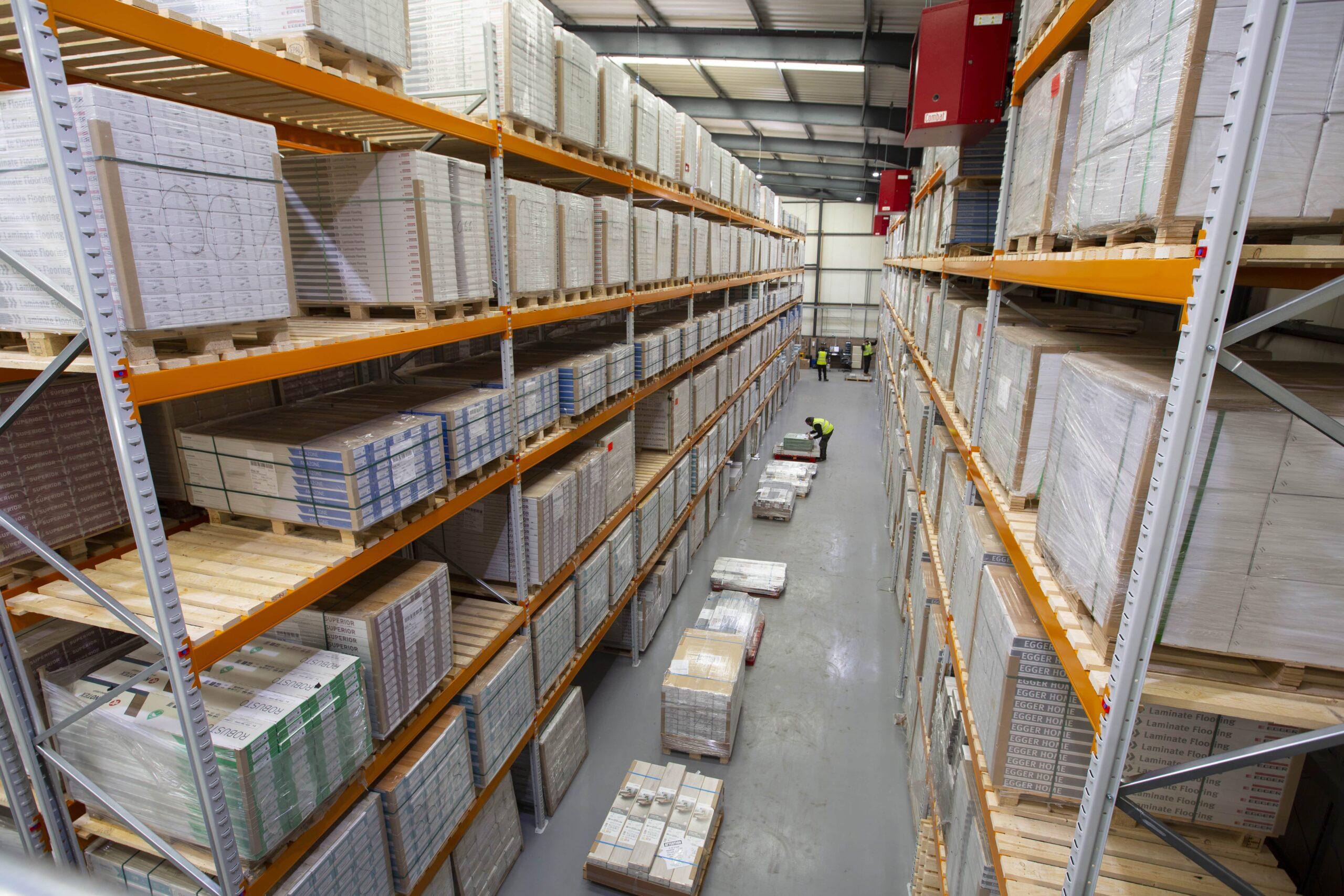 Nuneaton Warehouse