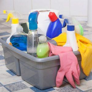 Images of best cleaner options for vinyl floor