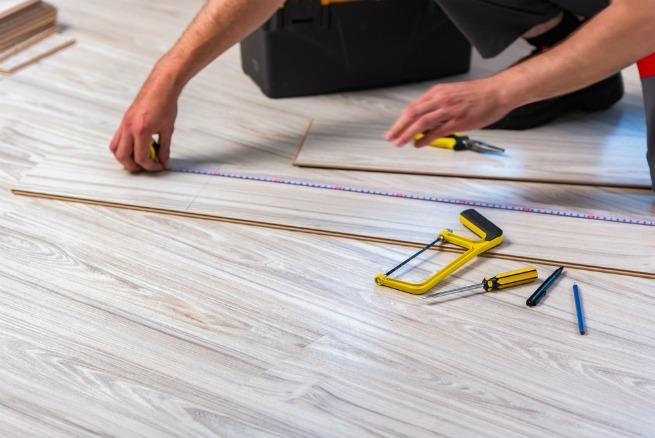 How To Cut Around Radiator Pipes And, How To Install Laminate Flooring Around Radiators