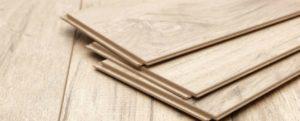An image of laminate flooring