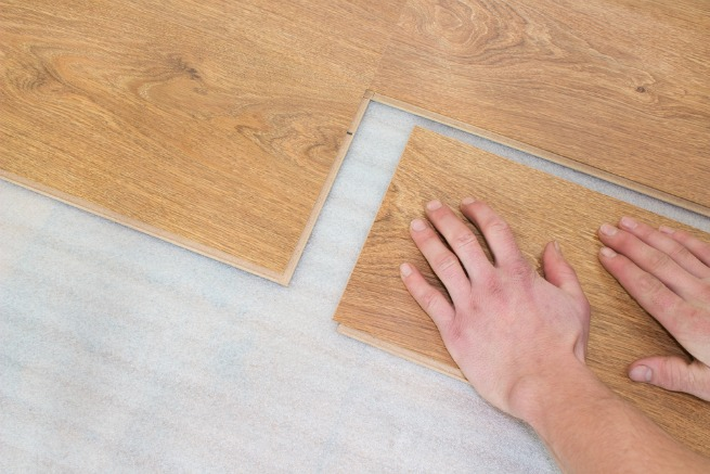 image of fitting laminate