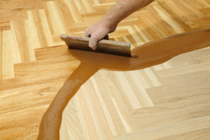 care for wood floor
