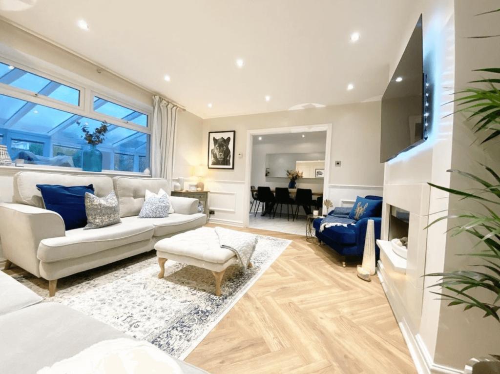 Living Room Parquet